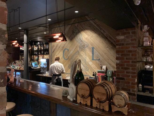 part of bar