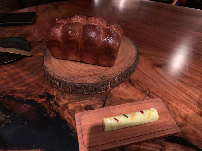 Brioche and house cultured butter