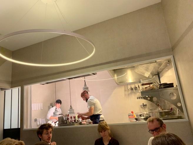 cjhef in kitchen