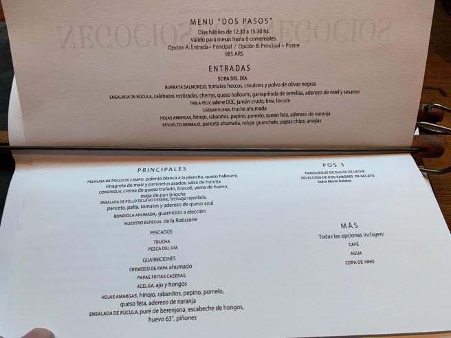 menu 3 (spanish)