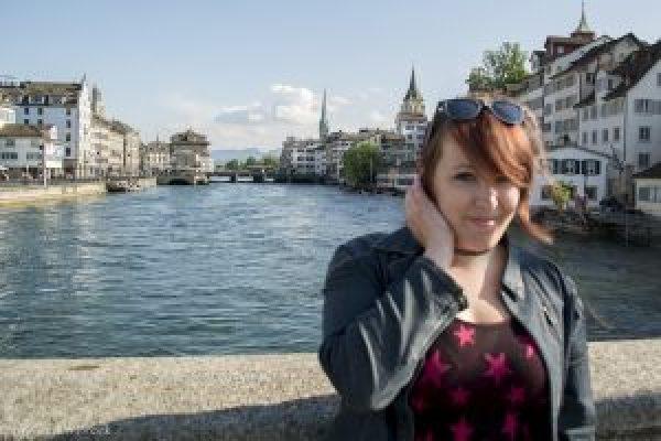 Dress in Zürich