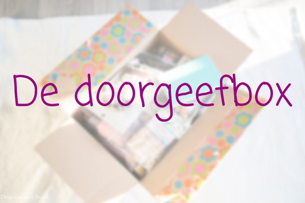 Doorgeefbox