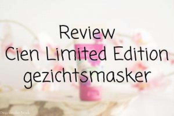 Cien Limited Edition gezichtsmasker
