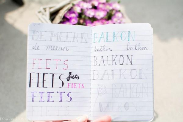 Creatief: Handletteren