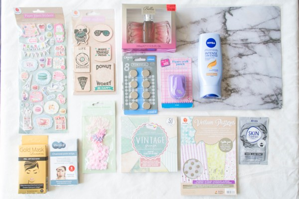 Shoplog Februari