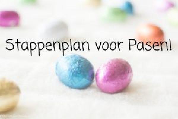 Stappenplan voor Pasen
