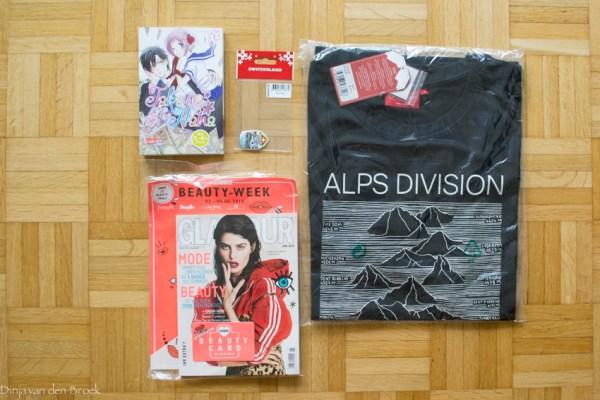 Shoplog April + Mei