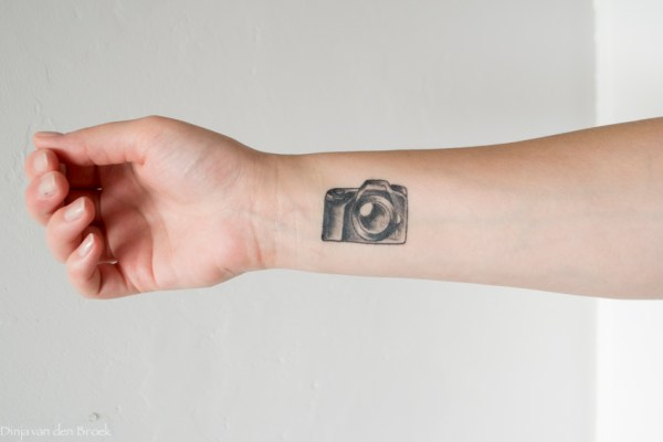 Tattoo update