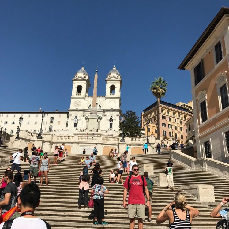 Piazza di Spagna, Spanish Steps