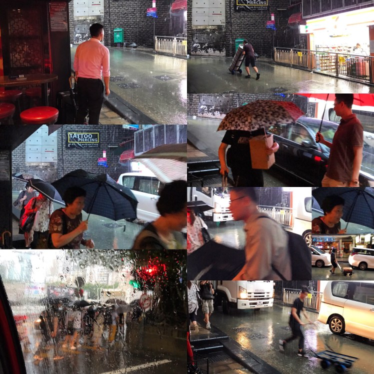 Rainy season in Hong Kong can  wet some of your  couples travel plans, pay attention to seasons and  weather