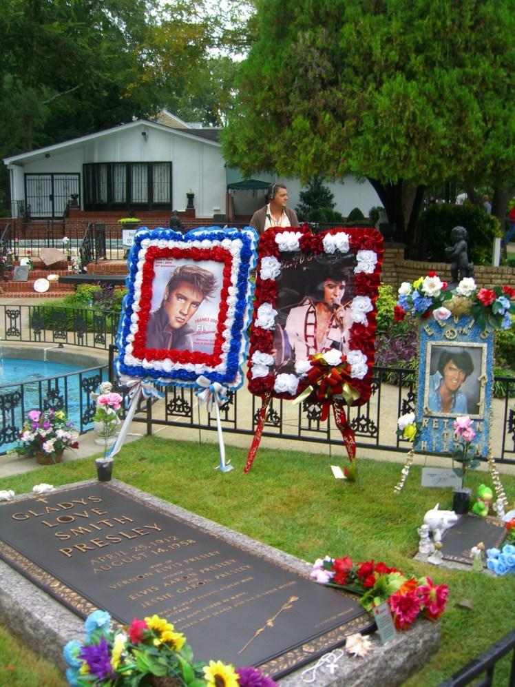 Graceland is the home of Elvis Presley