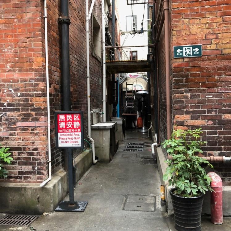 Tianzifang_residental