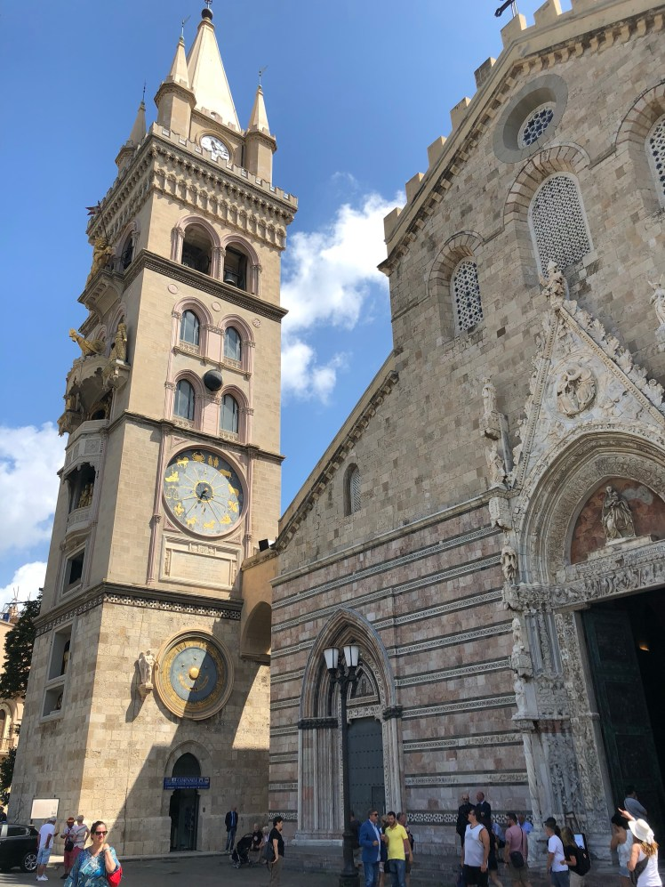 Messina Cathedral, Sicily