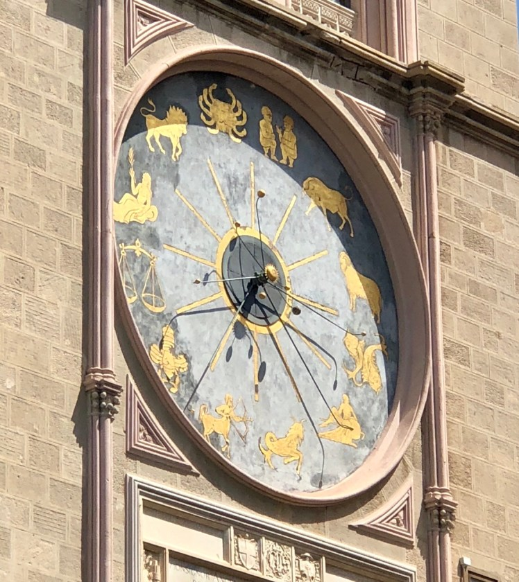 Duomo of Messina's astronomical clock