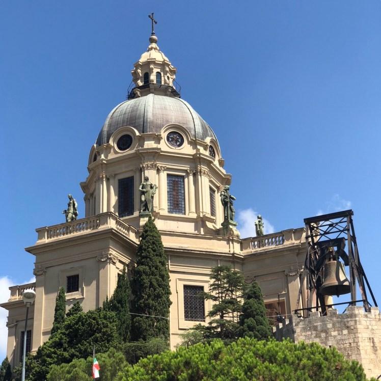 Sacrario Cristo Re, Messina