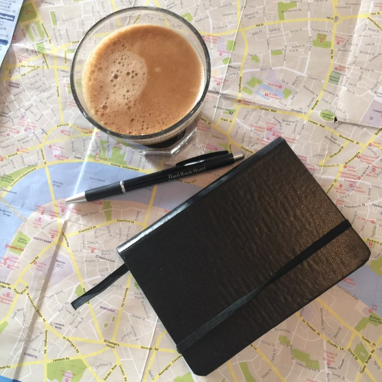 Maps and notebooks