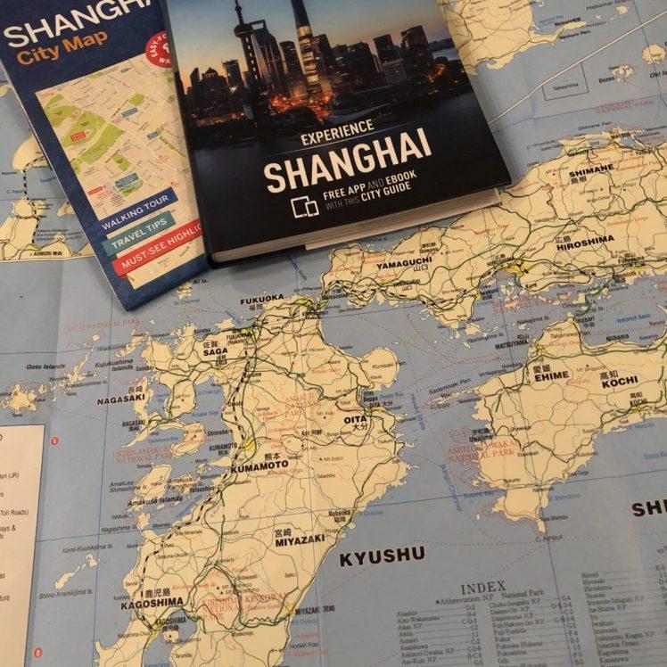 Shanghai trip planning
