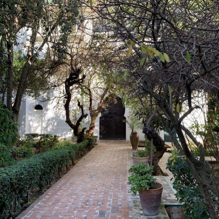 Kasbah Museum Rooftop Garden, Tangier