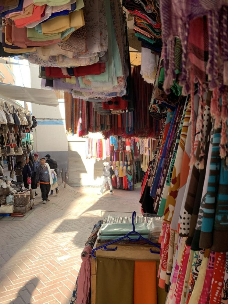 Adventuring through Tangier's Medina