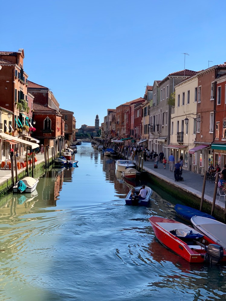 Canals of Venice have many stories to tell