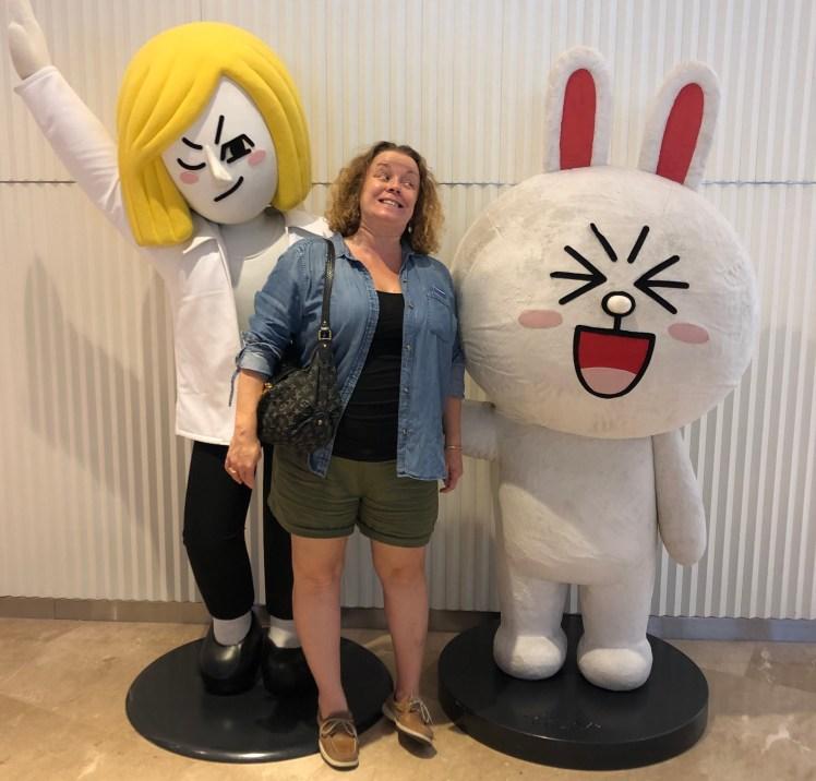 Kakao Friends in Seoul