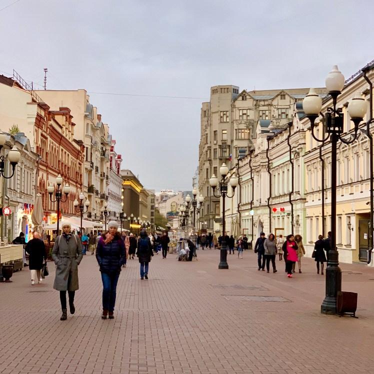 Old Arbat Moscow