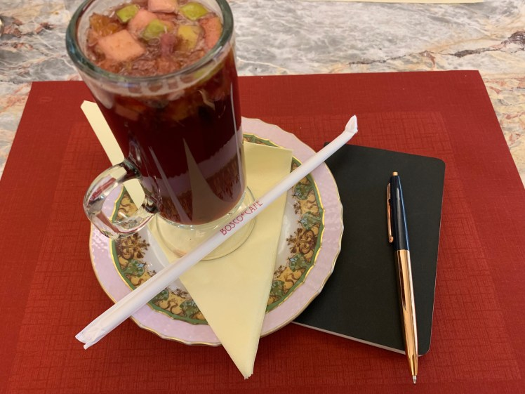 Cafe Bosco Moscow