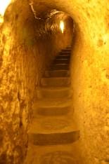 Kaymakli Underground City - excavated as long ago as the Hittites