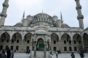 Blue Mosque (Sultan Ahmed Mosque), Istanbul