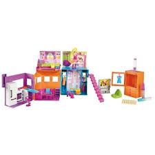 La maison Polly Pocket
