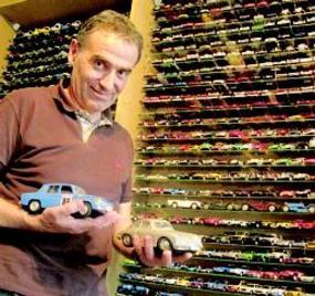 Les bonnes raisons de collectionner les voitures miniatures