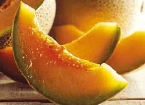 How to Eat a Cantaloupe