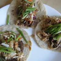 Lessons in Leftovers: Korean Beef Tacos & Prime Rib Fajitas