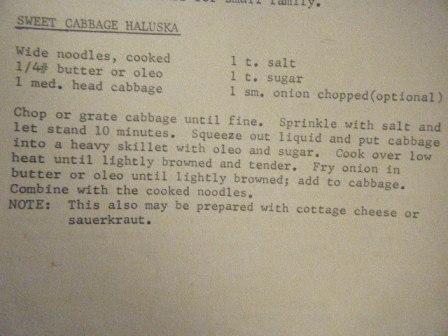 Halsuka recipe