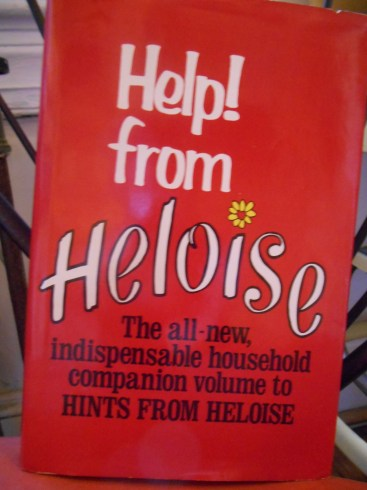 Help from Heloise