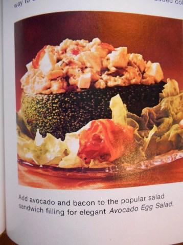 Avocado Egg Salad 1985