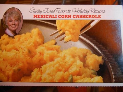 Mexicali Corn Casserole Recipe