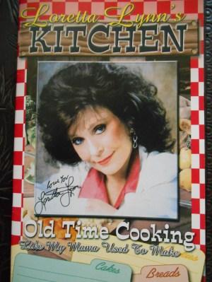 Loretta Lynn Cookbook