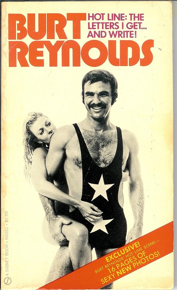 That Cosmopolitan Man, Burt Reynolds