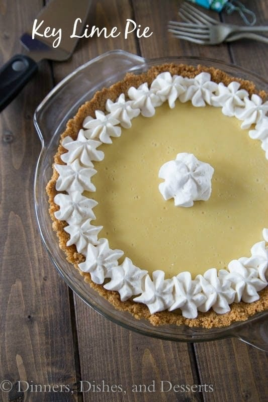 Key Lime Pie | Dinners, Dishes & Desserts