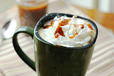 Pumpkin Spice Hot Apple Cider