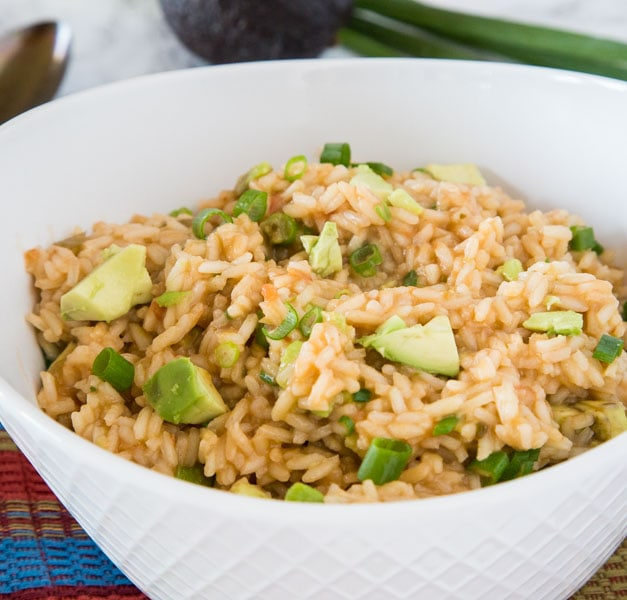 Mexican Rice (Healthy)