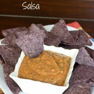 Teedo's Famous Salsa