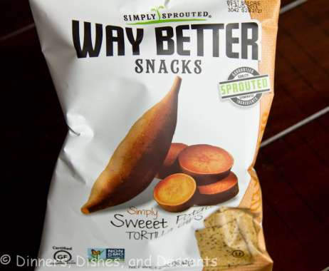 Whole Grain Snacking Chips
