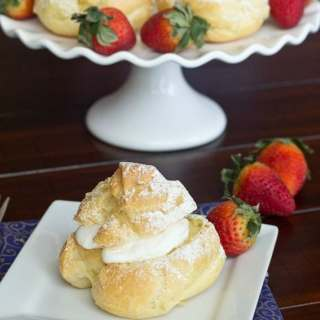 Cream Puffs | Dinners, Dishes, and Desserts