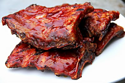 4th of July Barbeque Ribs