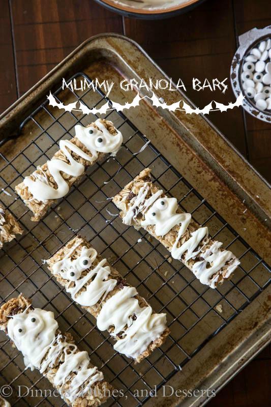 Mummy Granola Bars