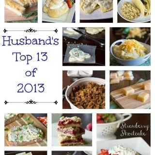 Husbands Top 13 of 2013