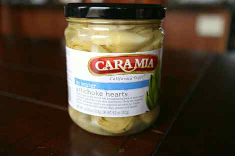 Cara-Mia Artichokes