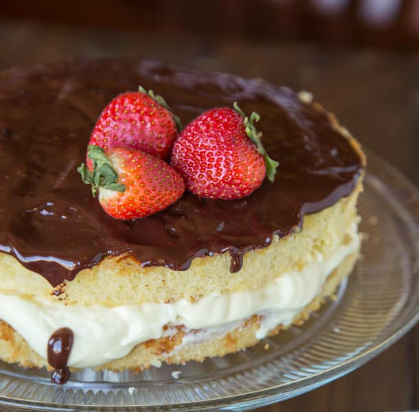 Boston Cream Pie | Dinners, Dishes, & Desserts